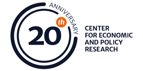 CEPR's 20th Anniversary Party tickets