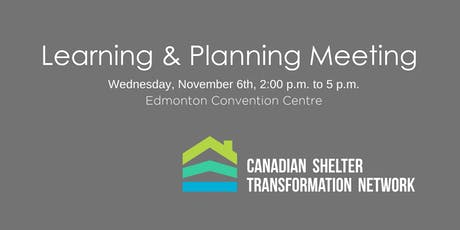 CSTN Learning & Planning Meeting tickets