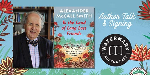 No. 1 Ladies' Detective Agency Author Alexander McCall Smith