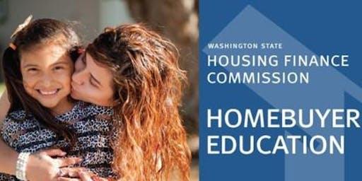 WSHFC Homebuyer Education Seminar - SEATTLE, Nov 16th
