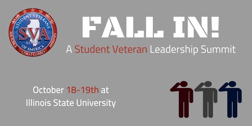 Fall In! A Student Veteran Leadership Summit
