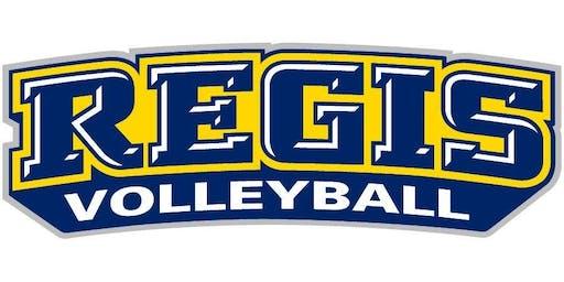 Regis University Women's Volleyball vs. Colorado School of Mines