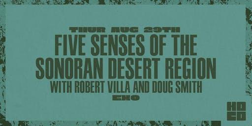 Five Senses of the Sonoran Desert Region