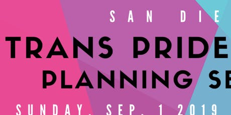 SD Trans Pride 2020 Planning Session tickets