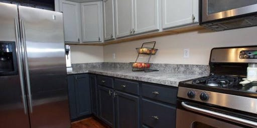 Kitchen Cabinet Painting Class VALPO