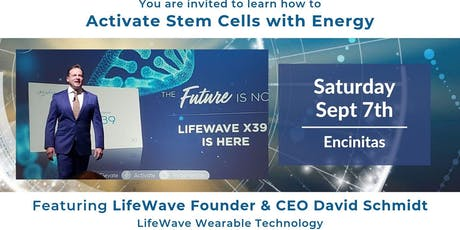 Activate Stem Cells for Age Reversal with Energy tickets