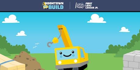 FIRST LEGO League Jr. Expo: RCBI tickets