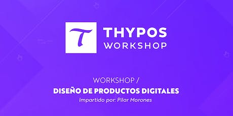 Workshop Diseño de productos digitales | UX - UI tickets