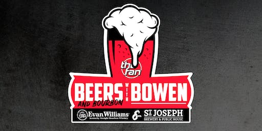 Beers (and Bourbon) with Bowen presented by Evan Williams Bourbon