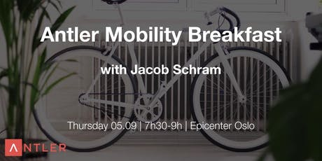 The future of Mobility | Antler Breakfast club tickets