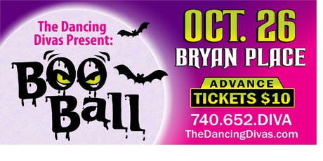 Boo Ball 2019 presented by The Dancing Divas tickets