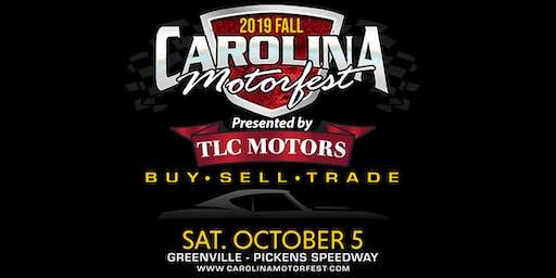 Carolina Motorfest Fall 2019