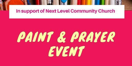 Next Level Community Church Paint Party Event