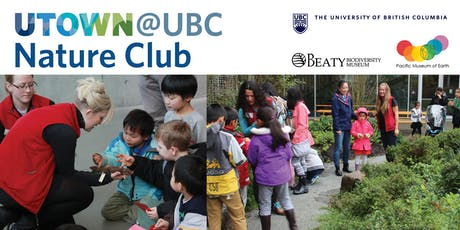 UTOWN @ UBC Nature Club Family Days 2019-2020 tickets