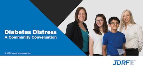 Diabetes Distress: Kelowna tickets