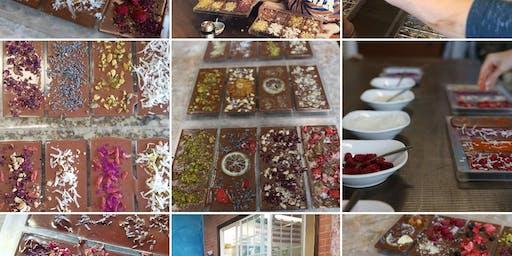 Milk Chocolate Decorating