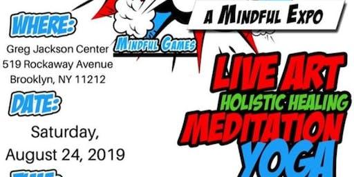 "Brownsville's ""Joy Jam"" Mindful Expo"