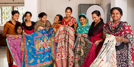 SHE Kantha: Artist Reception & Trunk Show tickets