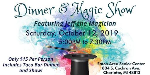 Dinner & Magic Show