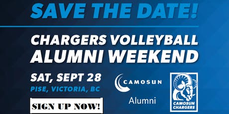 Chargers Volleyball Alumni Event tickets