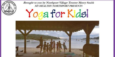 Yoga for Kids! Fall Series tickets