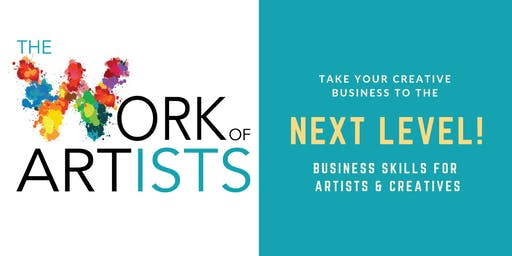 The Work of Artists - Step 3: Manage the Money
