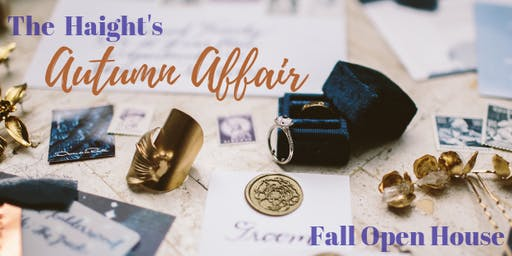 Autumn Affair Open House