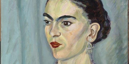 Young Portrait Explorers: Frida Kahlo