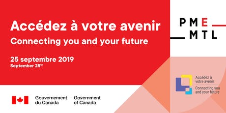 Accéder à votre avenir / Connecting you and your future tickets
