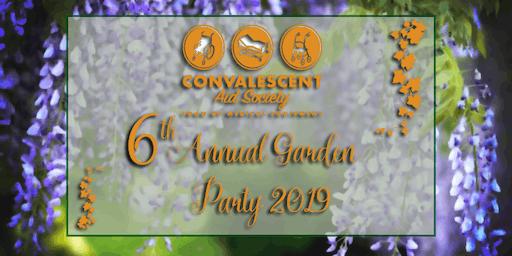 6th Annual Garden Party 2019