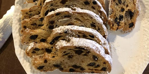 Special Pastry Workshop: Stollen & Panettone