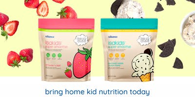 Kid's Super Smoothie Sampling