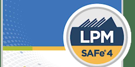 Scaled Agile : SAFe Lean Portfolio Management (LPM) 5.0  Chicago, IL tickets
