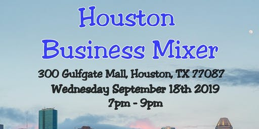 Houston Business Mixer
