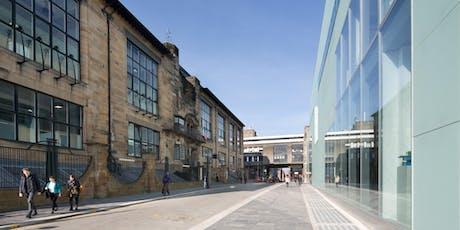 The Glasgow School of Art - Study Abroad Virtual Fair tickets