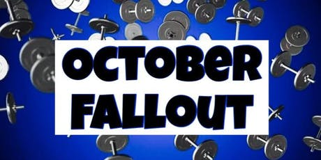 October Fall Out tickets