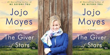 Salon@615: Special Edition with Jojo Moyes tickets