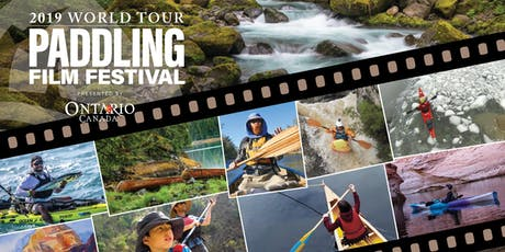 Paddling Film Festival World Tour tickets