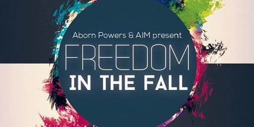 Freedom In The Fall Fundraiser