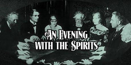 Evening with Spirit tickets