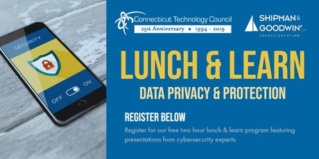 Lunch & Learn: Data Privacy and Protection tickets