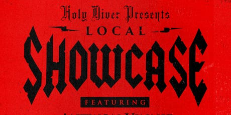Local $5 Showcase @ Holy Diver tickets