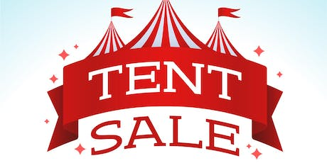 Rouses Tent Sale R38 tickets