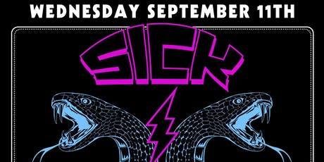 Exit 86 presents - Walkie Wednesday's with SICK RIDE tickets
