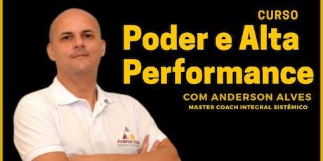 Poder e Alta Performance ingressos