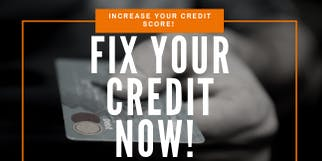 Fix Your Personal Credit
