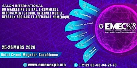 EMEC EXPO 2020 billets