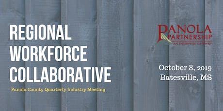 Regional Workforce Collaborative tickets