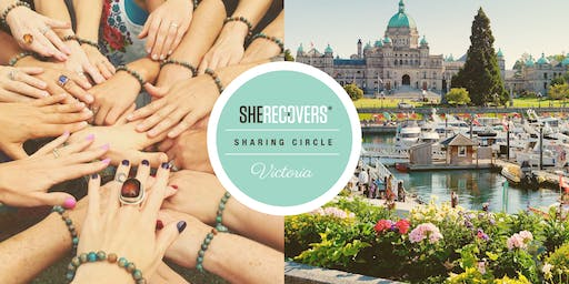 SEPTEMBER 2019 - SHE RECOVERS Sharing Circle, Victoria BC