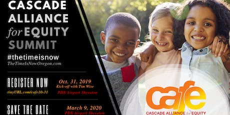 Cascade Alliance for Equity Fall Conference tickets